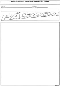 Projeto Páscoa