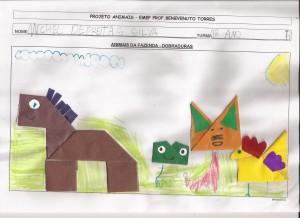 PROJETO ANIMAIS 2-Atividade dos alunos