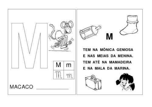 Alfabeto L-M-N