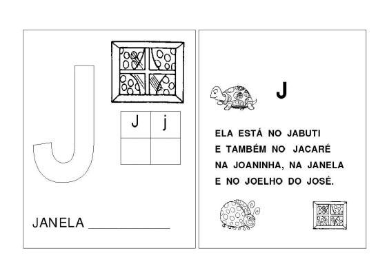 Alfabeto J