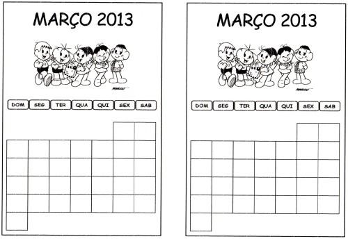 calendario marco 13