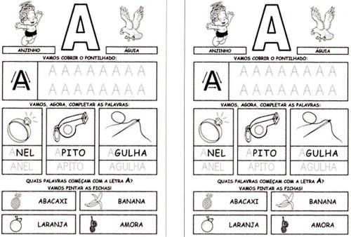 Alfabeto da Turma da Mônica 2 - A
